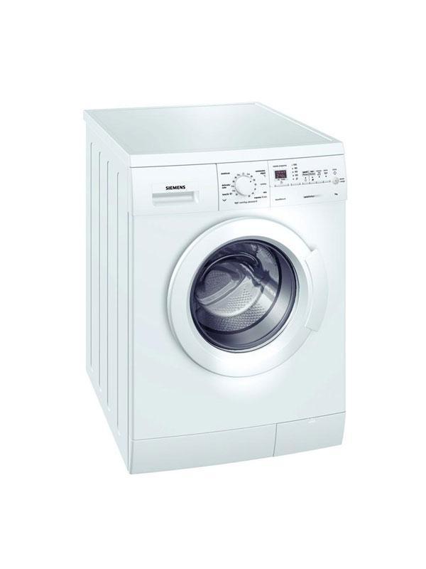 m quina de lavar roupa siemens wm 10e321ep hiper real euronics. Black Bedroom Furniture Sets. Home Design Ideas