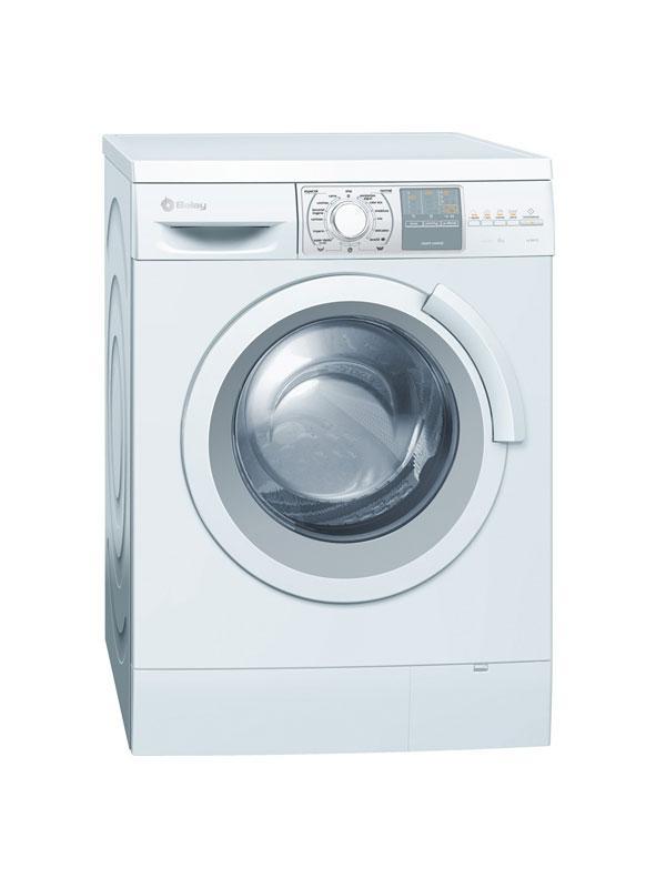m quina de lavar roupa balay 3ts84121a net hiper real euronics. Black Bedroom Furniture Sets. Home Design Ideas